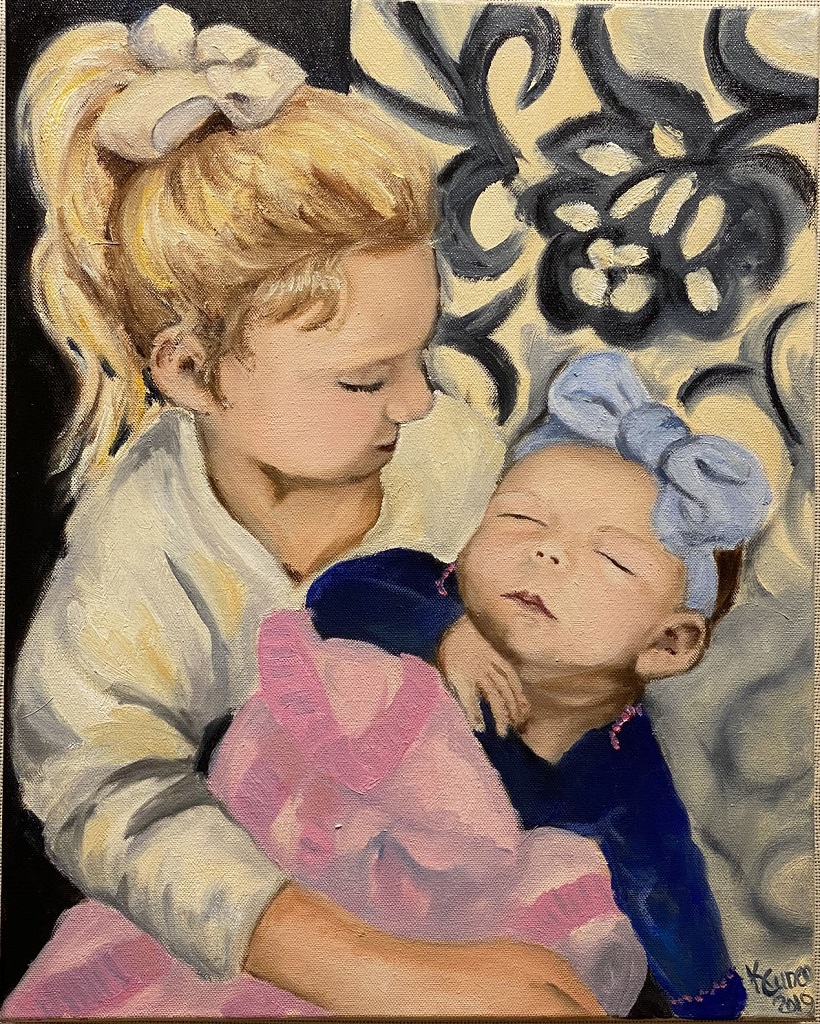 Kathy Cuneo-Sisters