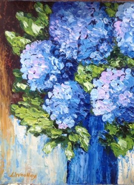 Lily Woolley-Hydrangias